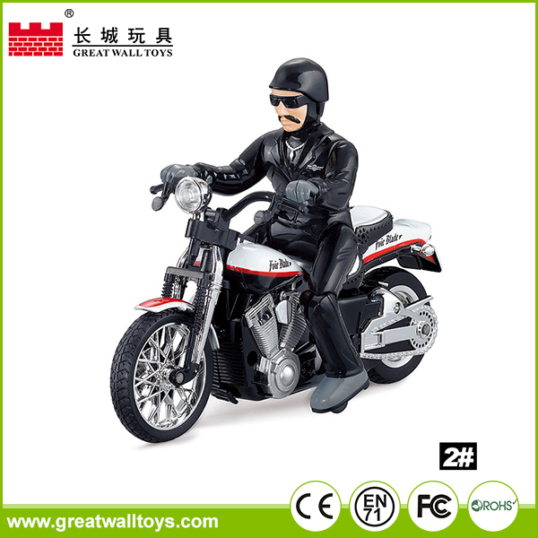 Top sale 1:14 scale motorcycle rc toy