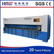 factory selling stainless steel v groove Machine/V groover/metal grooving machine