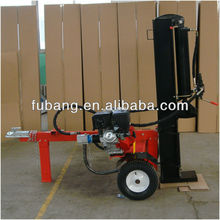 hot selling 42T 610mm diesel engine wood chopping machine