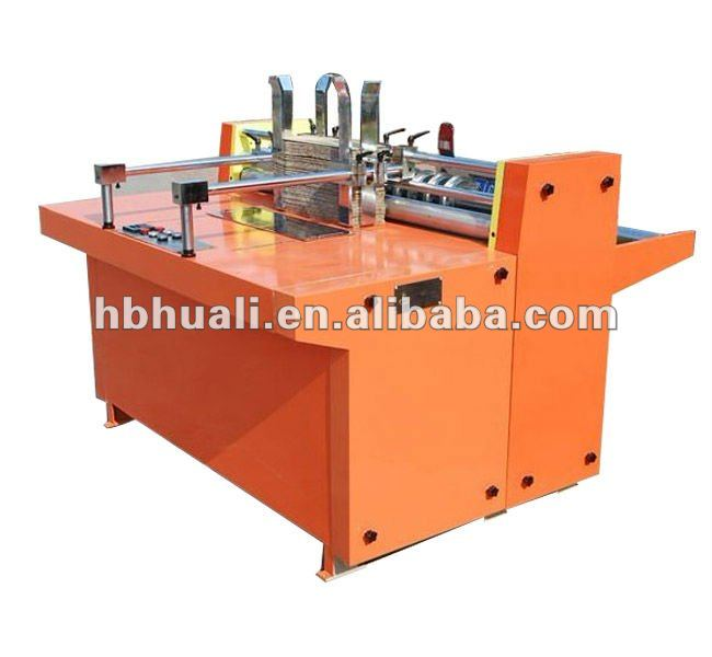 GBJ High Speed Automatic Corrugated paperboard Leaving Board Machine/Carton Leaving Board Machine