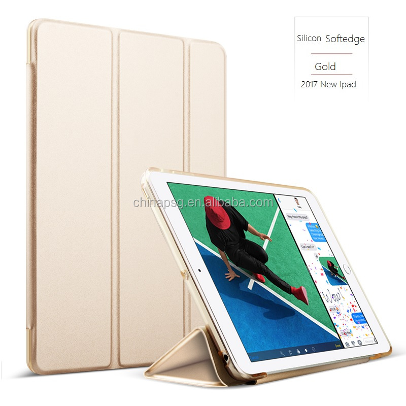 Waterproof Case, Ultra Slim Smart Pu Leather Case for iPad, Flip Cover Case for iPad 234 With Softedge