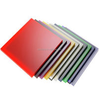 8mm polycarbonate sheet material for interior wall