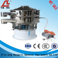 CE ISO certified coffee powder ultrasonic vibrating sieve
