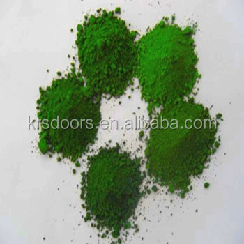 factory directly sale chrome oxide green pigment Cr2O3 paint