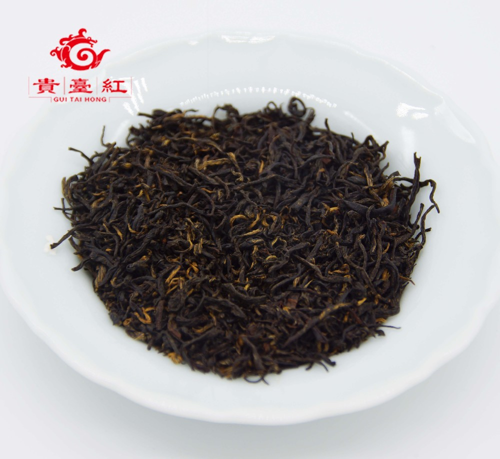China orthodox full fermented and smooth taste black tea