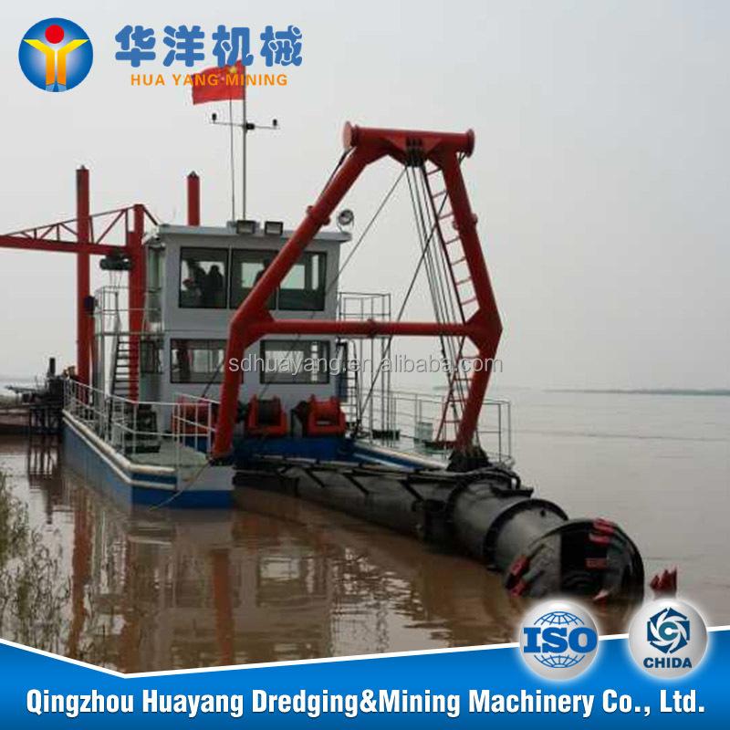 dredging machine