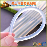 Factory directly sale Semi-Transparent eva glue stick products imported from china