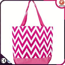 Top grade promotional organic plain tote bag beach canvas bag