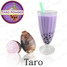 Taiwan Taro Milk Tea Flavor Powder