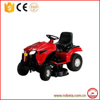 With B&S engine Hydraulic electric mower,zero turn Riding Lawn mower