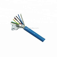 UL21307 PE Insulated Multi Core Shielded Halogen Free Computer Cable