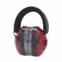 Folding Sound Proof Ear Muff for Shooting