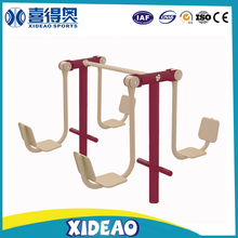 stainless steel outdoor fitness equipment for elderly,old people and adult,Gym fitness equipment manufacturer in Wenzhou