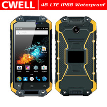 2018 Factory Cheap 4.7 inch Waterproof Alps X8G Quad Core IP68 Waterproof 2GB 16GB Android 4G LTE rugged smart phone nfc