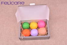 Organic natural private label bath bombs private label