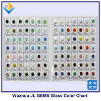 New Milky Glass Color Chart