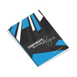 High Quality Corporate Brochure Design Business A5 Brochure Printing
