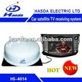 NEW Automatic dome satellite tv antenna HS-4014 new arrival