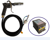 High Frequency Antistatic Ionizing Air Gun