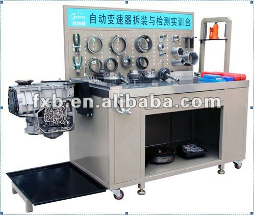 Automatic Transmission Disassembly And Assembly and detection training bench gear assembly testing equipment