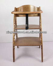 XN-C25 Wooden baby high chair