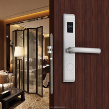 European Mortise Electronic RFID Hotel Door Locks with Hotel Key Card system