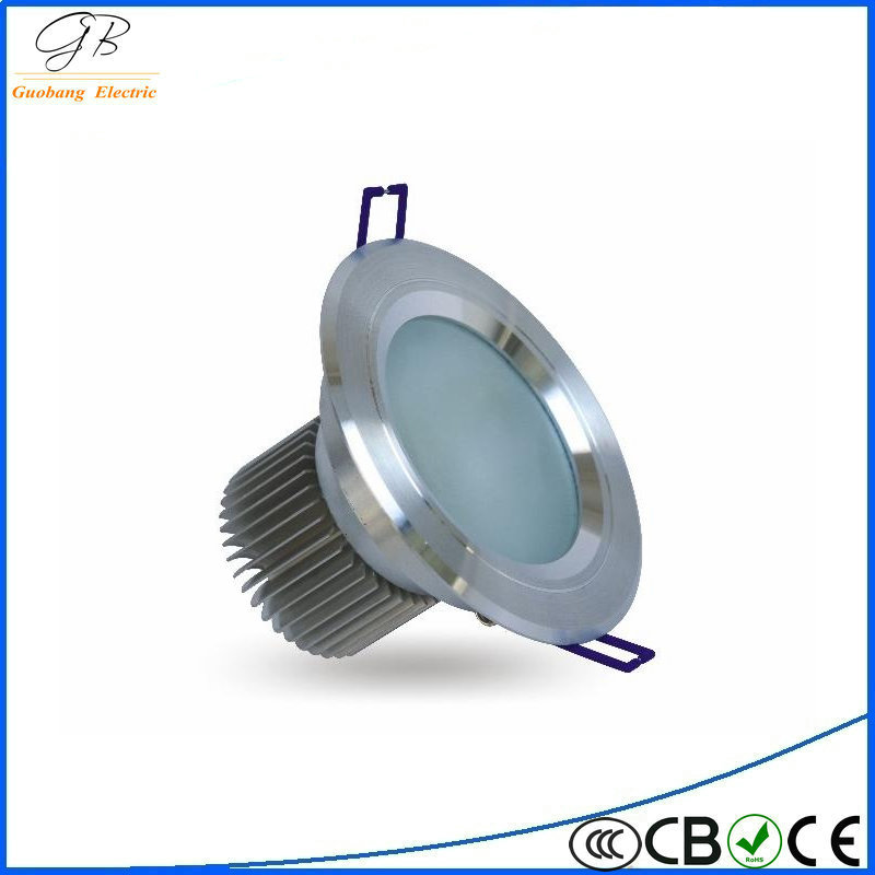 UL listed best dimmable led recessed light downlights led 15w