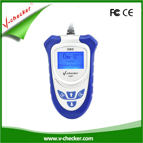 V-checker V201 OBD engine diagnostic machine