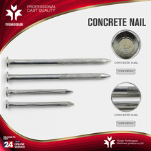 New design concrete common nail with great price