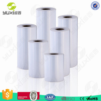 Protective Film Plastic Clear Shrink Wrap from china factory