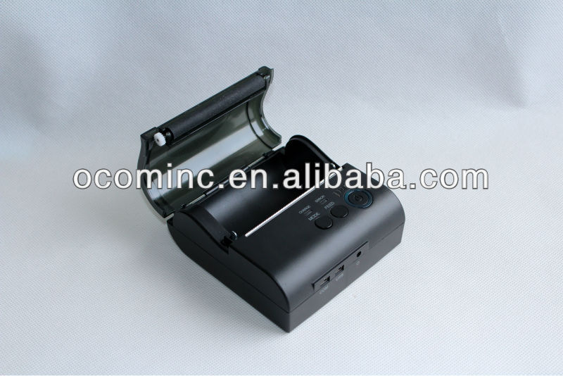 Newest Bluetooth receipt printer for iPhone and iPad---OCPP-M082