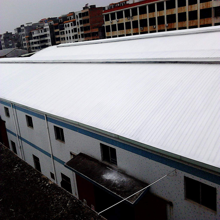Silicone Coating Thermal Insulation Transparent Glass Heat Reflective Roof Paint