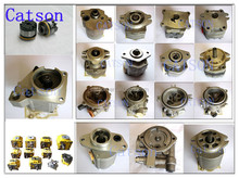 China construction machinery parts parker hydraulic gear pump 705-52-32001