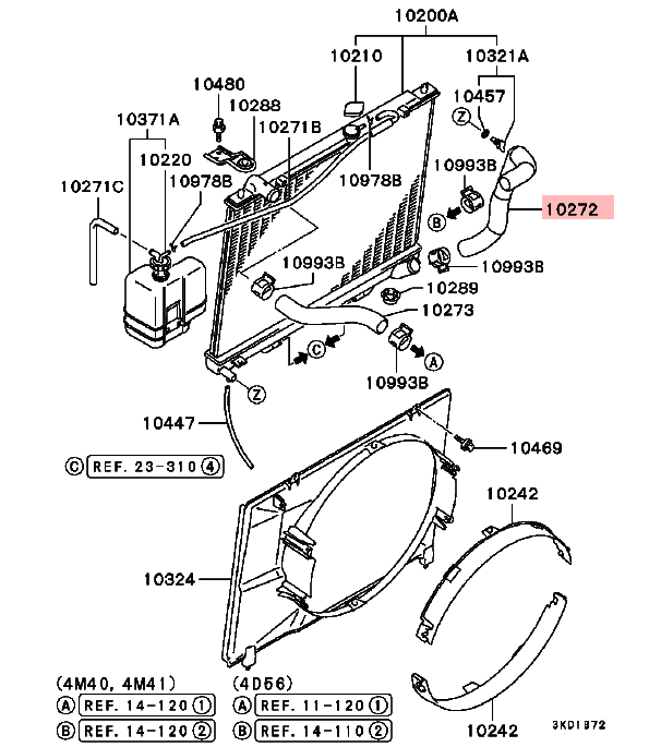 Trade Assurance OEM Lower Radiator Hose 60351292510 also Fuel Injection Plenum Gasket Nippon Reinz 8 furthermore Bmw N54 Engine Diagram moreover 2 5 L Mitsubishi 6g73 V6 Wiring Diagrams additionally M100010000040cENG. on 6g75 engine