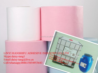 hot press polyvinyl acetate adhesive for Non-Woven Fabric