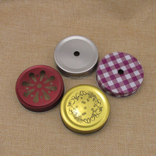 Metal Lids For Glass Bottles And Jars/Twist-Off Glass Bottle Caps