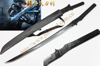 Metal Gear Rising Raiden Sword Functional 1045 HC Carbon Steel Katana