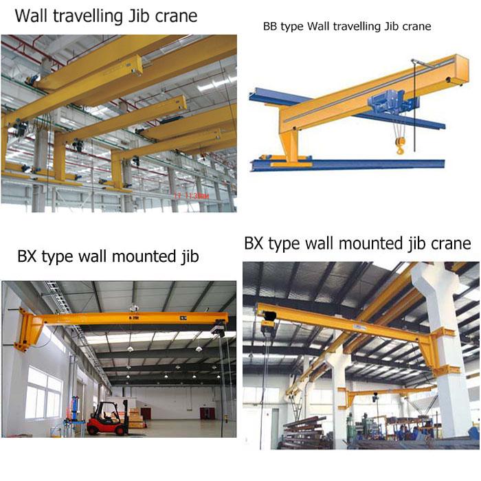Jib Crane Usage : Work widely used floor mounted electric hoist jib