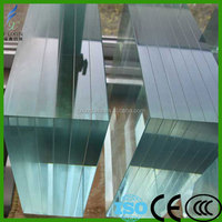 SGP Toughened Laminated Glass