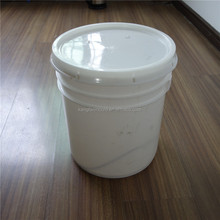 10 gallon plastic bucket with lid , handle water storage containter plastic bucket moulds