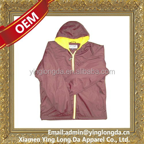 Top quality hot sale custom made track jackets