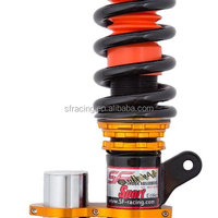 Dual Piston Shock Absorber External Reservoir