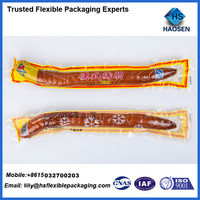 Alibaba China Supplier Pet Food / Dried Snack / Vacuum Frozen Food Packaging Plastic Storage Bag