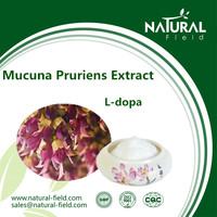 Good reliable supplier Non-GMO material china herb natural l-dopa