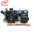 Hengda High Piston Twin Cylinder Piston Compressor with tank(TA-30T)
