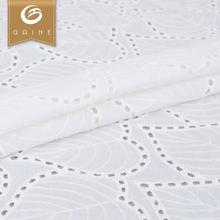 Alibaba supplier OEM accept soft handfeel white lace fabric african