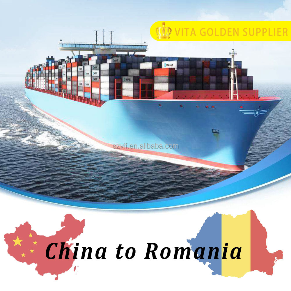 Cheap ocean shipping freight from China to Romania sea transport to Constantsa from Ningbo