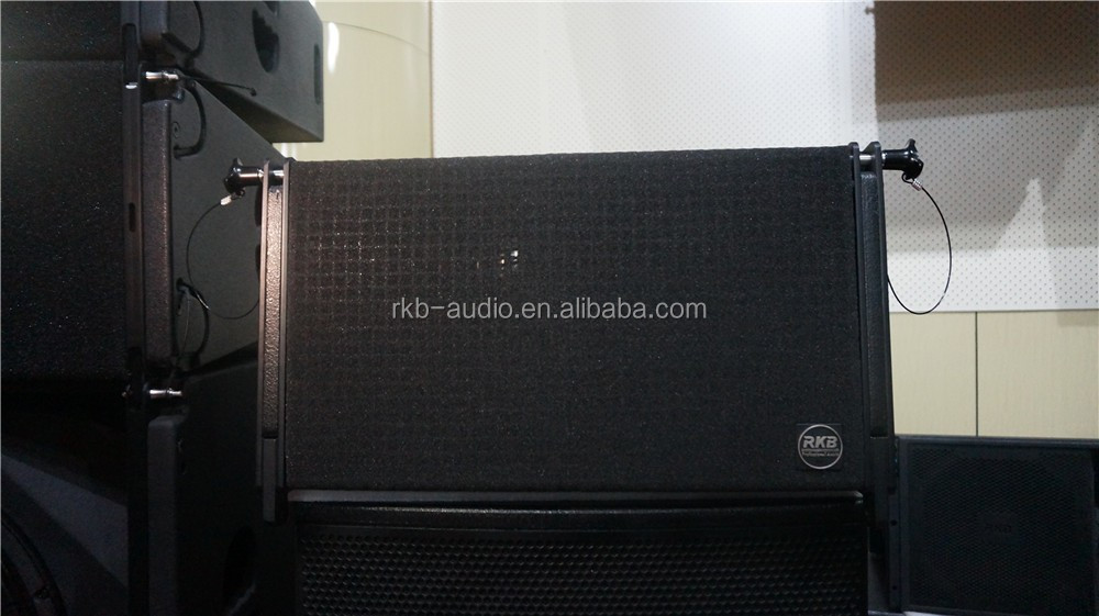 "VR-10 new arrival indoor/ outdoor single 10"" passive line array"