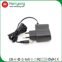Original factory sell wall-mount 3v 300ma ac dc power adapter for UK/US/AU/EU