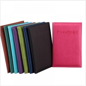 Passport Holder Protect Cover Case Organizer Assorted Colors Passport Cover, Case, Holder, Protector For Travel